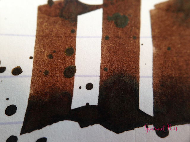 Cult Pens Diamine Deep Dark Brown Ink 8