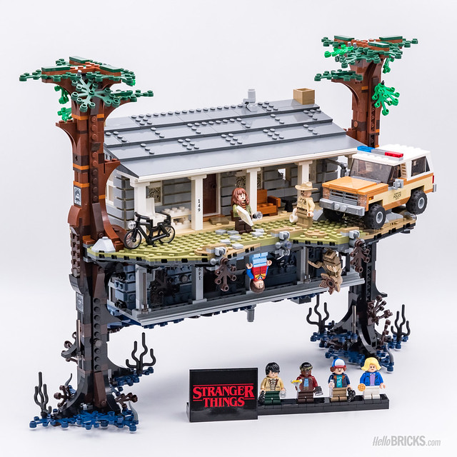 REVIEW LEGO 75810 Stranger Things 02