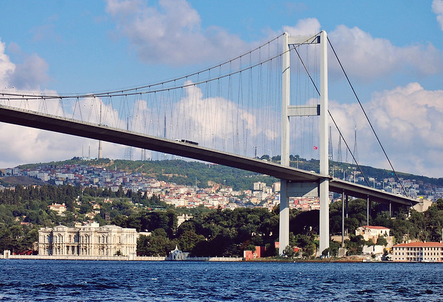 20110803 First Bosphorus Bridge