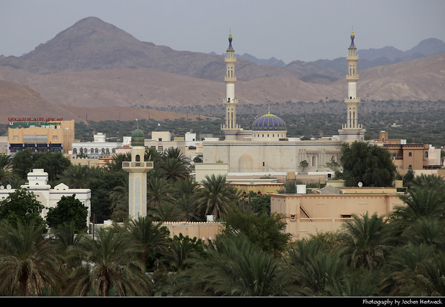 View from Fort Jalan Bani Bu Hassan, Jalan Bani Bu Hassan, Oman