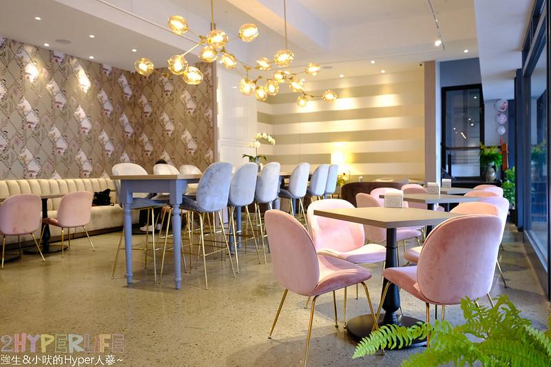 33969011078 b0e6d007fe c - 嚼嚼Bits&Bites│以健康飲食為出發點的澳洲式早午餐,浪漫粉色風裝潢好適合網美來拍照啊!
