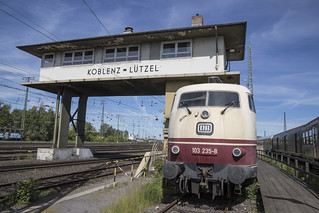 D DB 103 235-8 Koblenz 13-05-2019