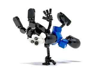 LEGO Oswald the Lucky Rabbit | by Alex Kelley