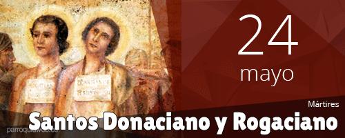 Santos Donaciano y Rogaciano