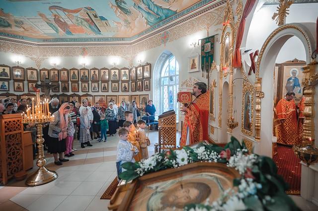 12 мая 2019 г. Неделя Жен-мироносиц