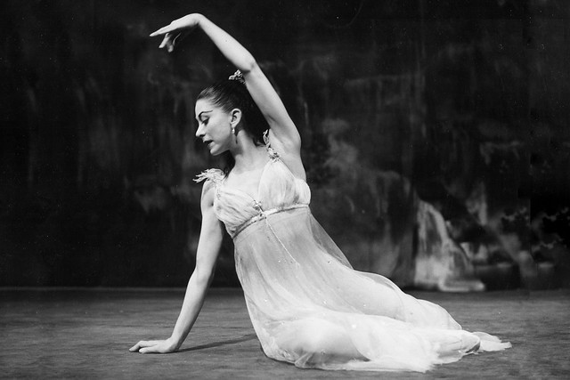 Margot Fonteyn as Ondine in Ondine, 1958 © ROH Collections. Photograph by Roger Wood