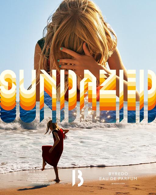 Byredo presenta Sundazed Eau de Parfum