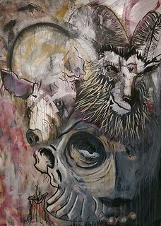 """""""A Rocky Horror"""" - Artist, Walter Patrick"""