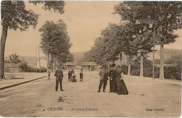 Cartes postales anciennes de Cenon #2