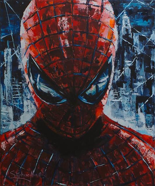Spider-man (Marvel comics)