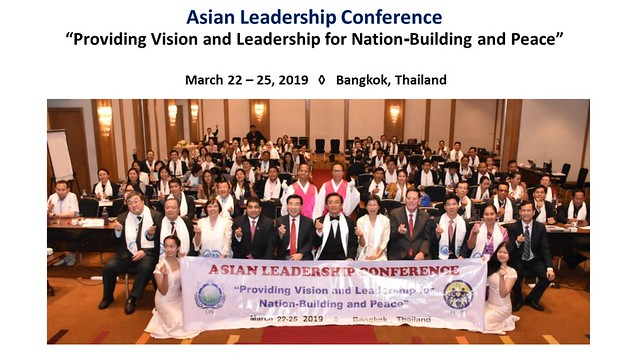 Thailand-2019-03-25-UPF Conference Inspires Asian Leaders to Promote Family Values