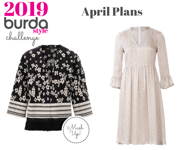 Burda Challenge Apr 2019 April Plans
