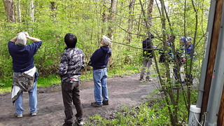 Second Sat Bird Walk Birders May 2019