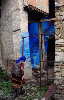 Старый Кубачи. Синий | by Kolobob