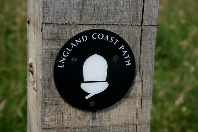 The England Coast Path, Hartlepool