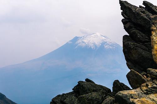 Popocatépetl II
