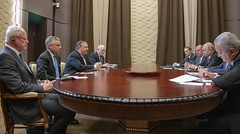 Secretary Pompeo Meets With Russian President Putin