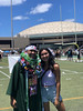 The University of Hawaii at Manoa's spring commencement at the Stan Sheriff Center on May 11, 2019.