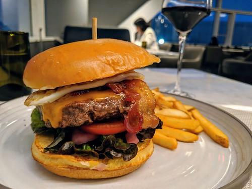 The United Polaris Burger