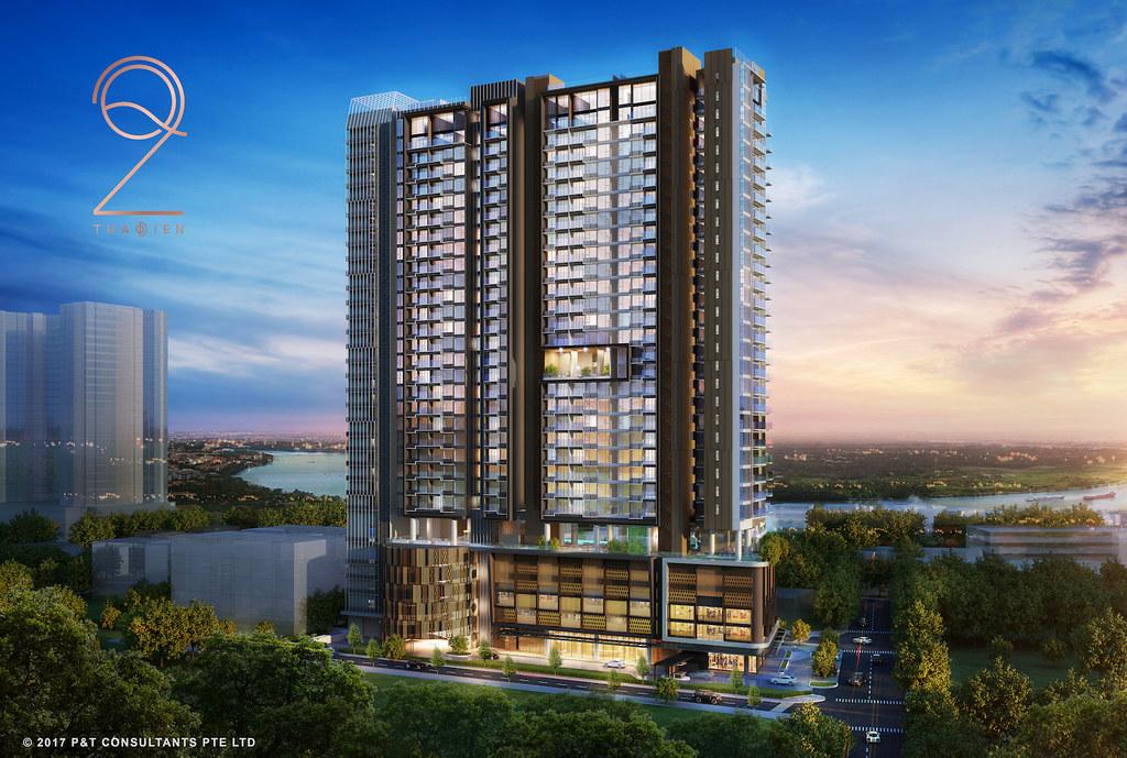 6 tiện ích vượt trội tại dự án căn hộ Q2 Thảo Điền