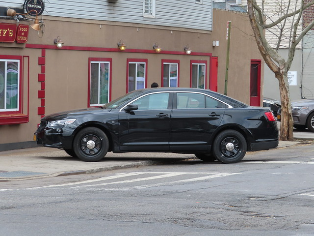 NYPD Ford Police Interceptor