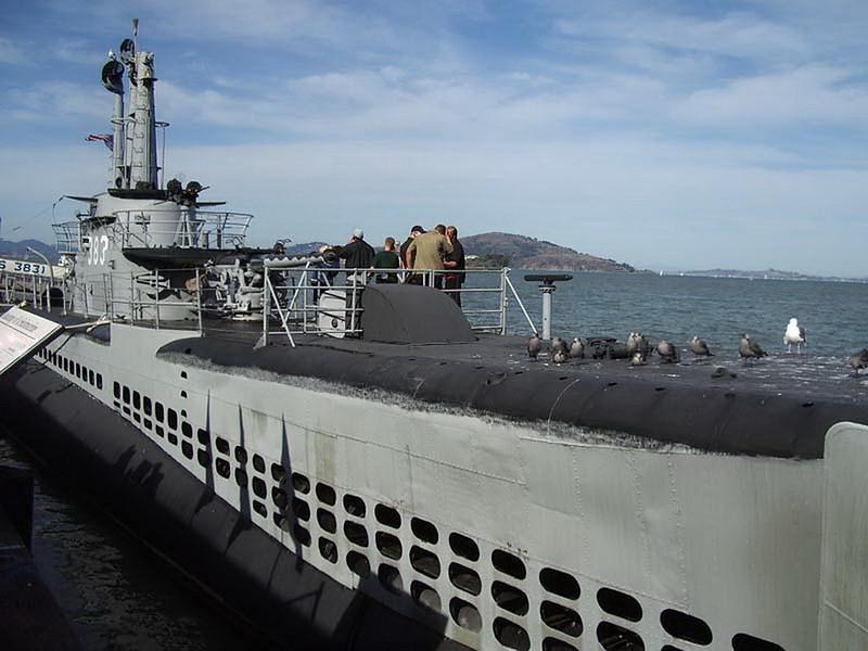 USS Pampanito SS-383 00008