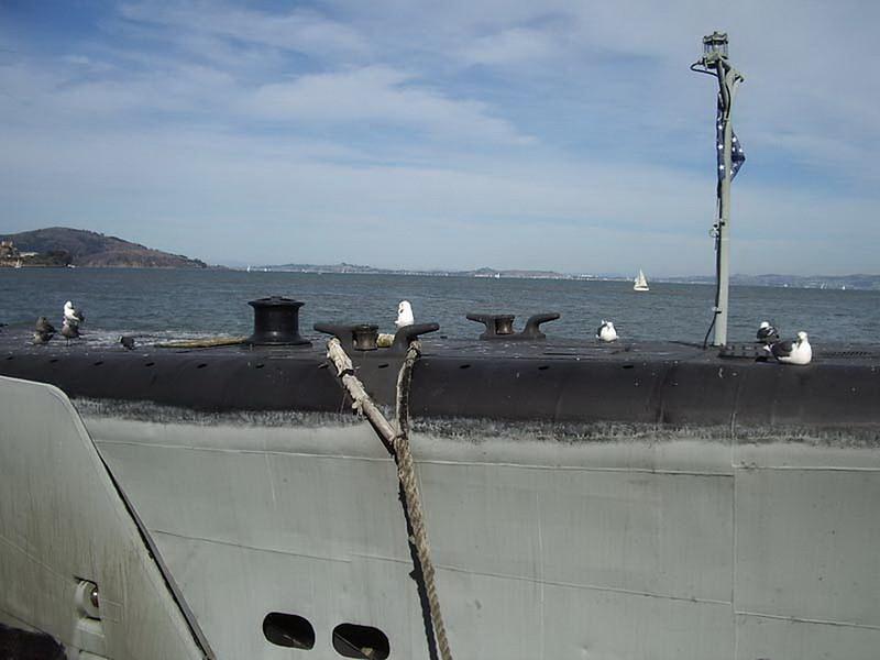 USS Pampanito SS-383 00006
