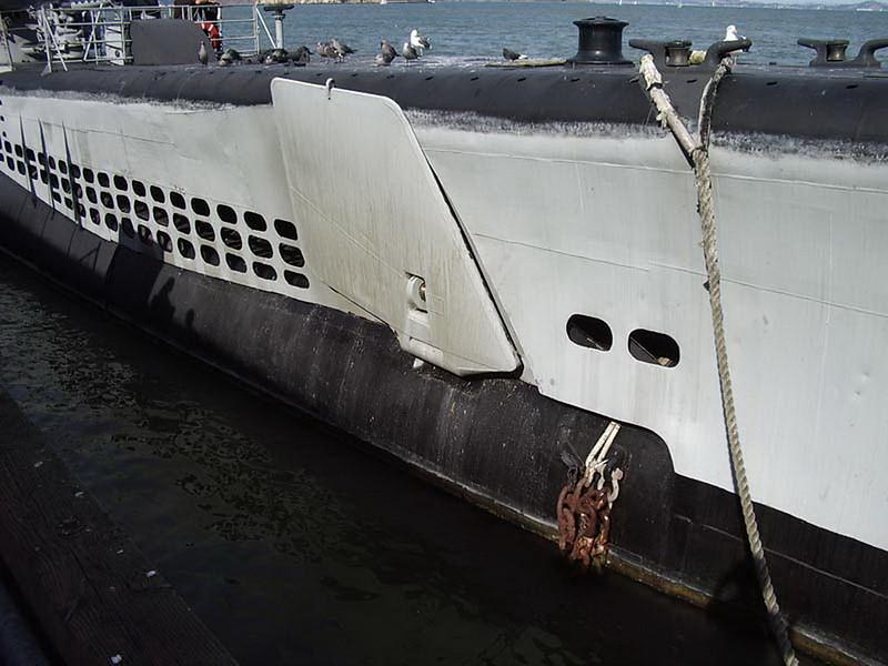 USS Pampanito SS-383 00004