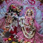 ISKCON Vrindavan Deity Darshan 15 May 2019