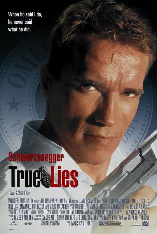 True Lies - Poster 1