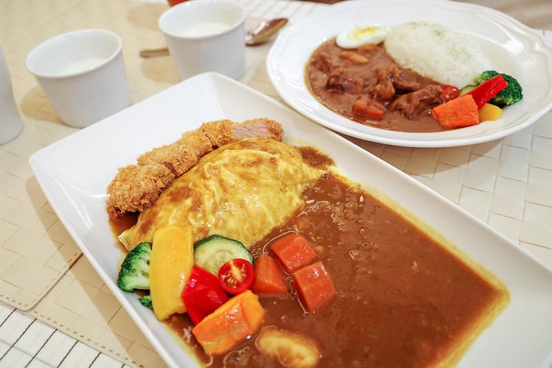 三重咖哩,三重美食,小說食堂重新店,雙爸私廚 @陳小可的吃喝玩樂