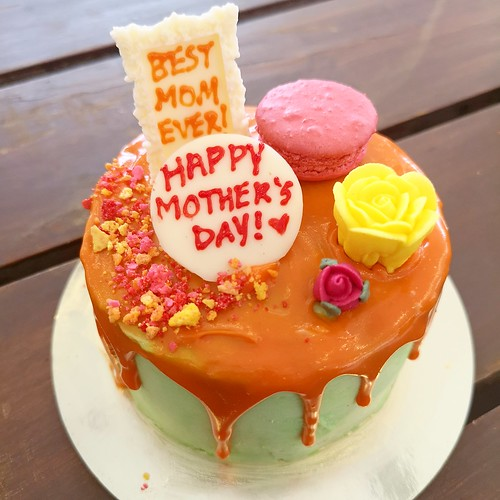 Mother's Day 2019 cake foodpanda Cafe Anabelles IMG_20190511_052214_695