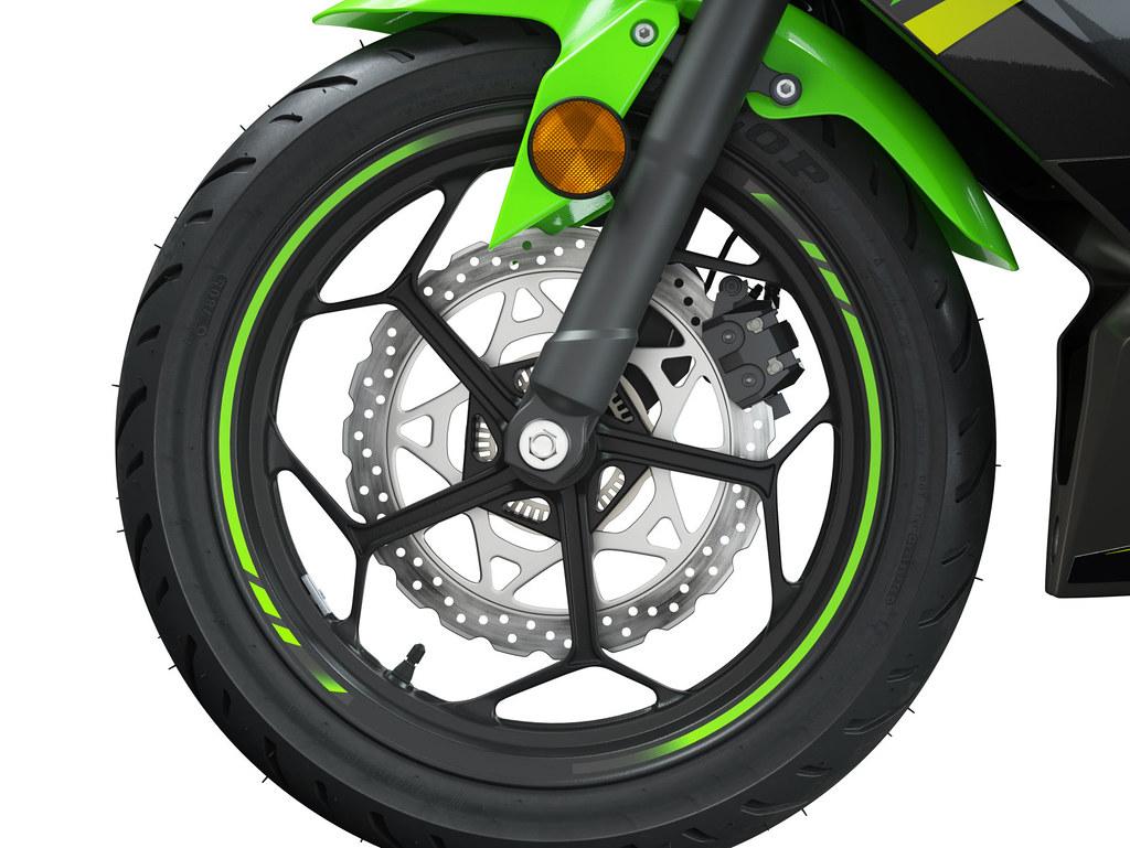 Kawasaki Ninja 125 Performance 2019 - 0