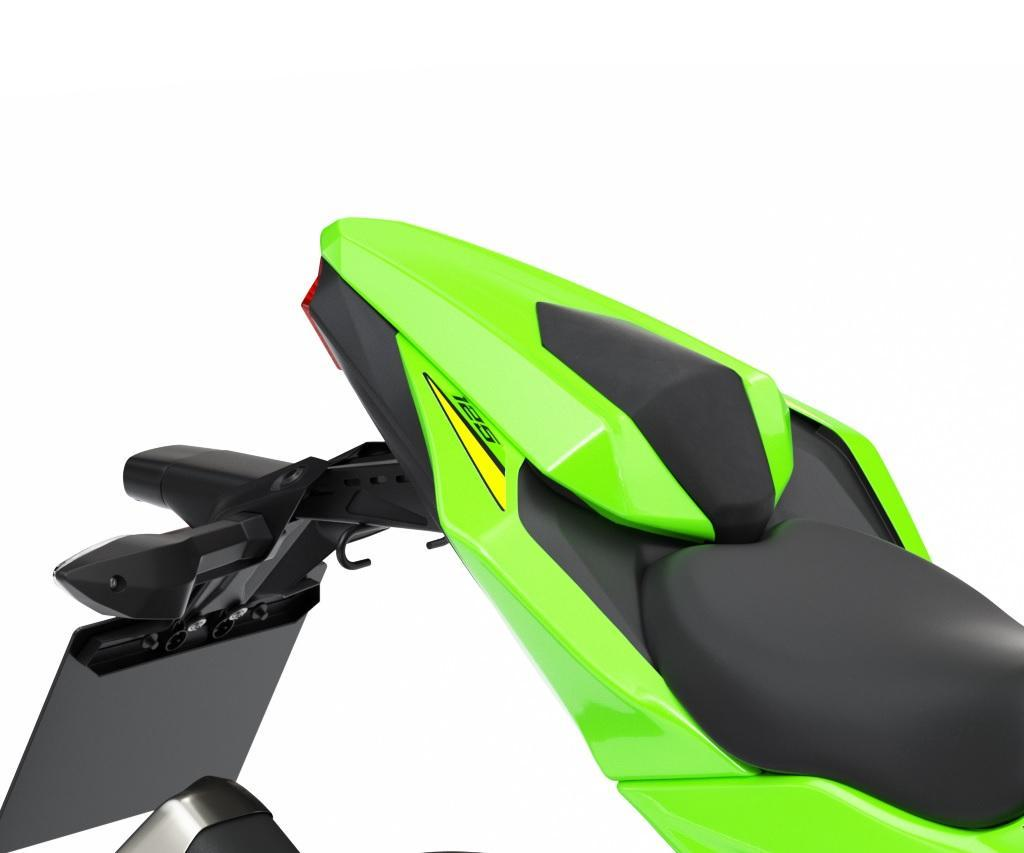 Kawasaki Ninja 125 Performance 2019 - 14