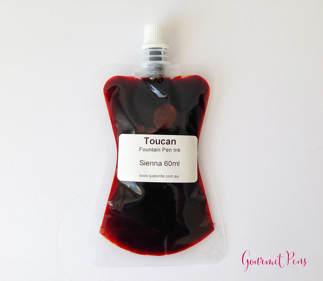 Toucan Sienna Ink Review 8