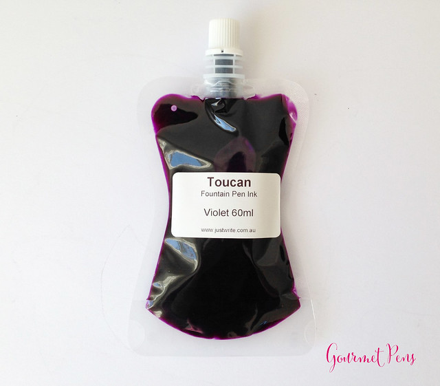 Toucan Violet Ink Review 8