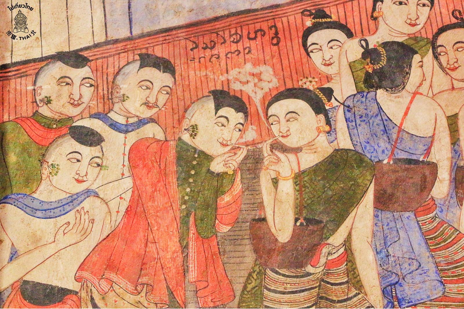 世界聞名的《普明寺 Wat Phu Mintr วัดภูมินทร์》