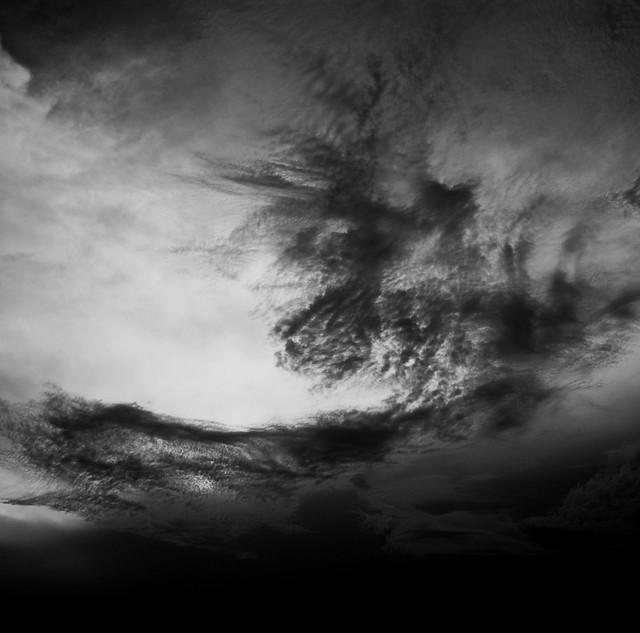 Under a Khmer Sky  (MF Velvia 100)
