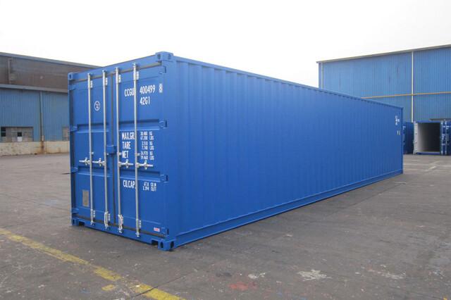 Chọn container của hãng nổi tiếng là lựa chọn không tồi