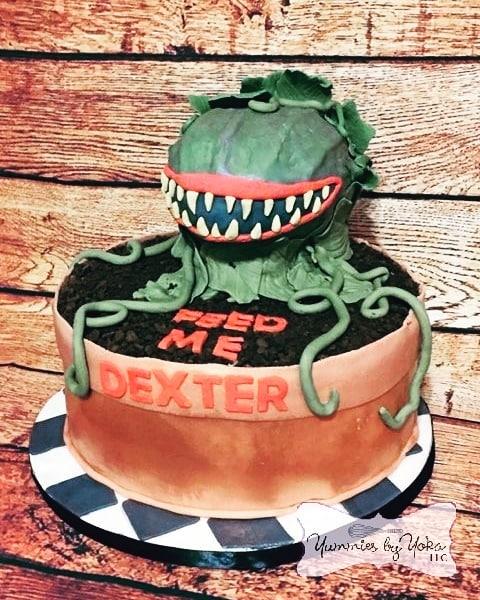 Cake from Yummies by Yoka, LLC