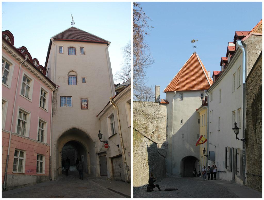 Long Leg Gate Tower, Tallinn