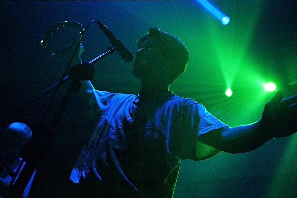 Boy Pablo @ Foro Indie Rocks