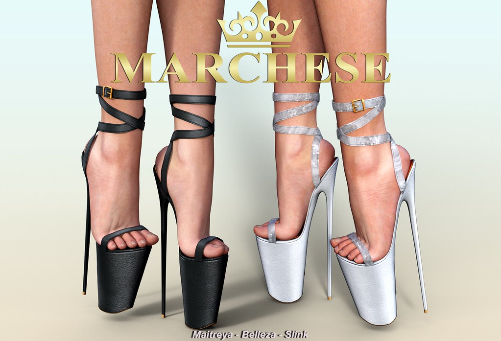 Marchese – Nika High Heels X The Galleria Mall