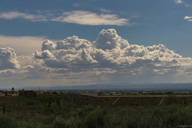 Cumulus massif