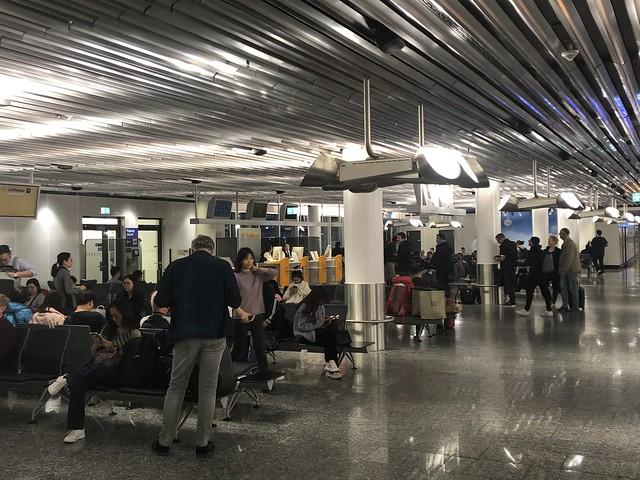 Aéroport Francfort Pier Z