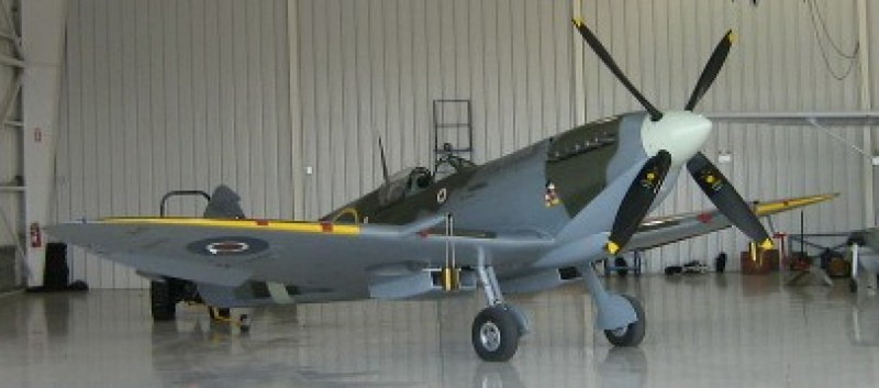 Supermarine Spitfire Mk.IX 00002