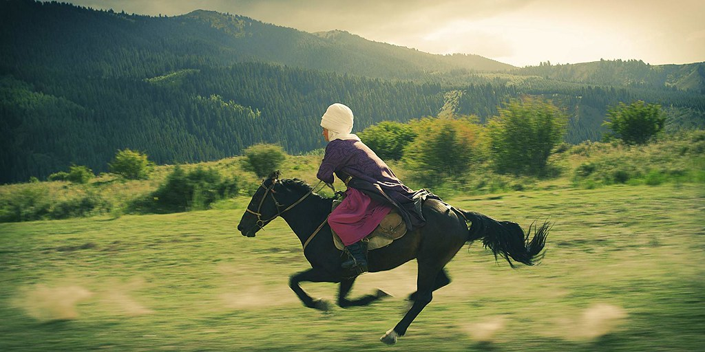 Kurmanjan Datka, Queen Of The Mountains