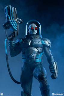 這個急凍人看起來好強!! Sideshow Collectibles Premium Format Figure DC Comics【急凍人】Mr. Freeze 1/4 比例全身雕像作品 普通版/EX版