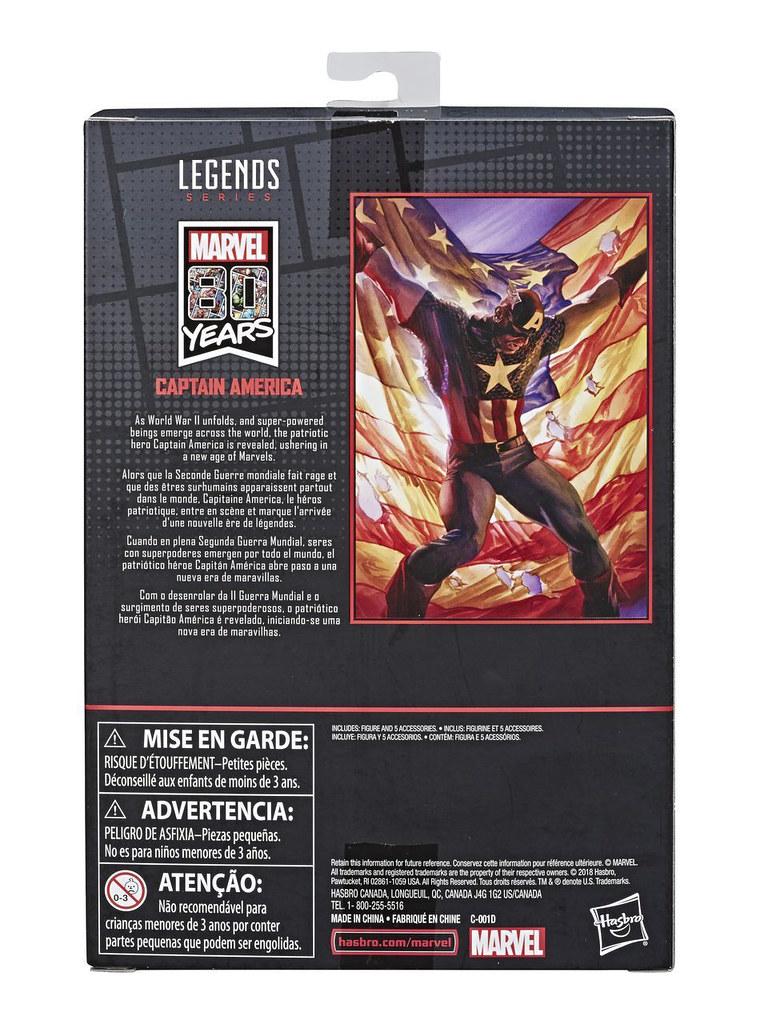 漫威80週念紀念!! 孩之寶 漫威傳奇-漫威80週年系列 Marvel Comics 80th Anniversary Legends Series 多款角色發表~