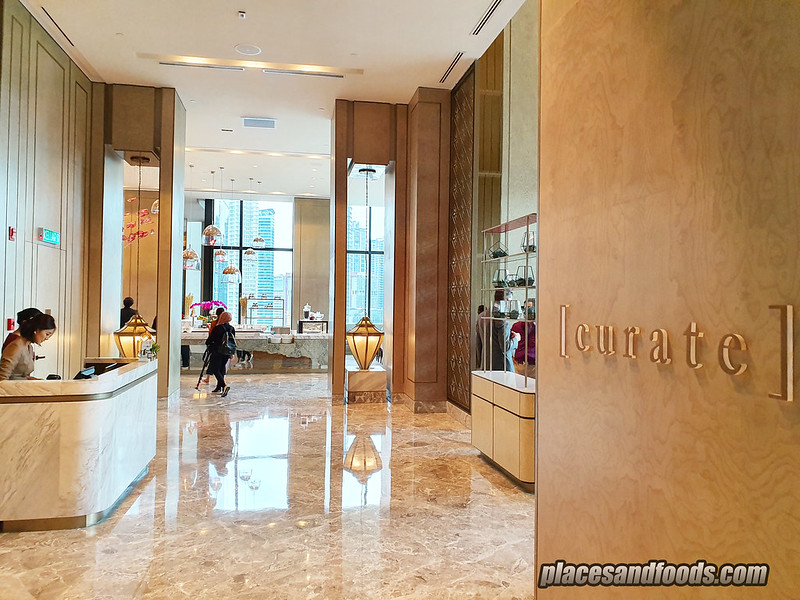 four seasons hotel kl curate